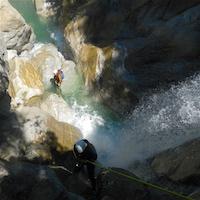 Canyoningtouren in Vorarlberg