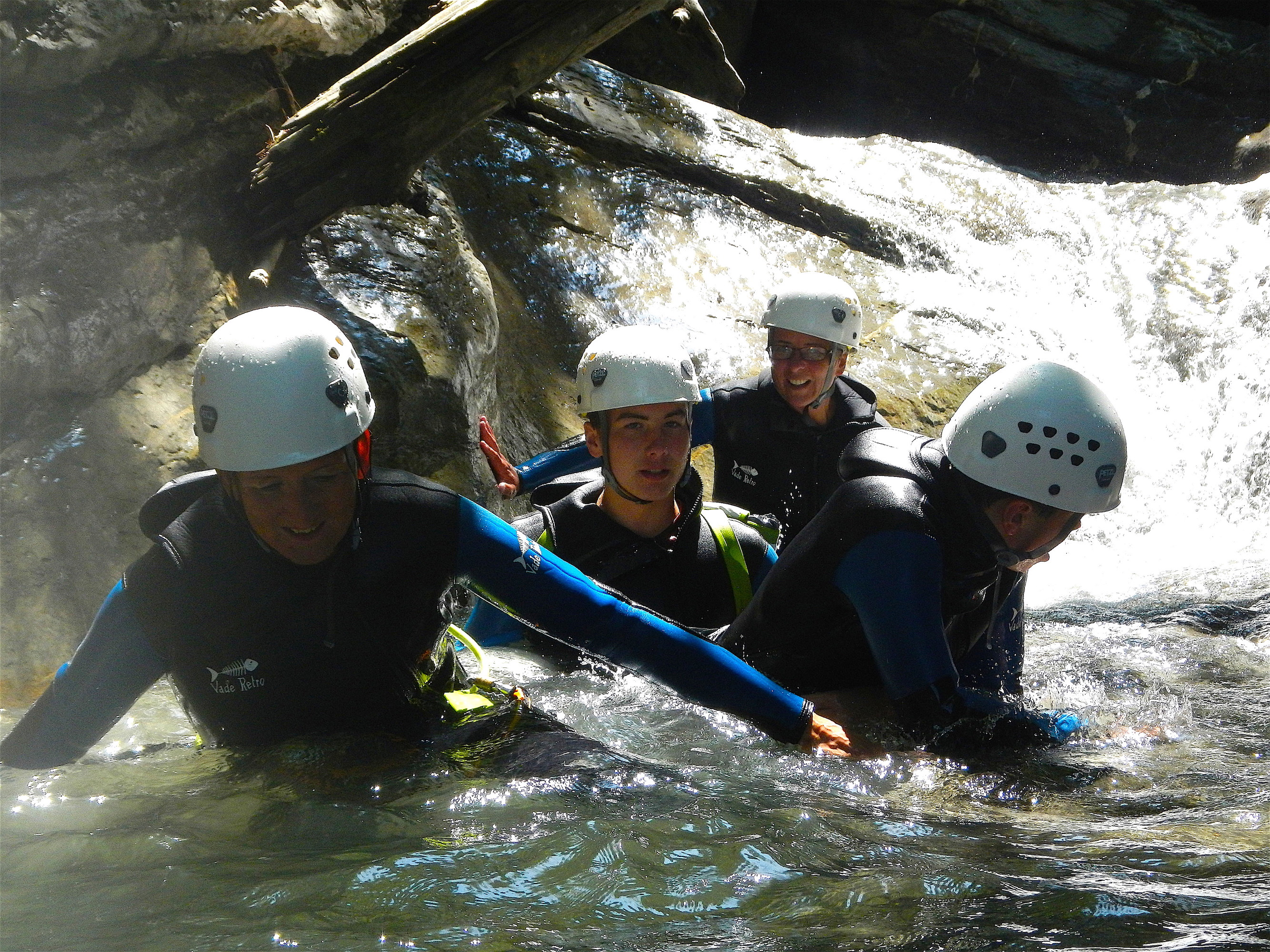Canyoning Lechtal