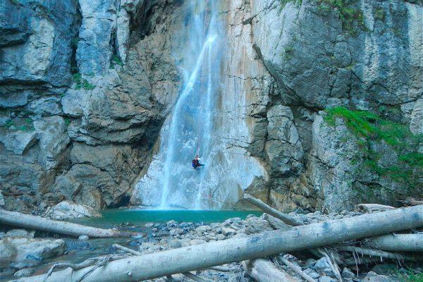Canyoning Vorarlberg