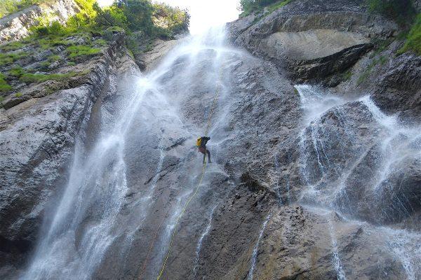 Canyoning Alpbach