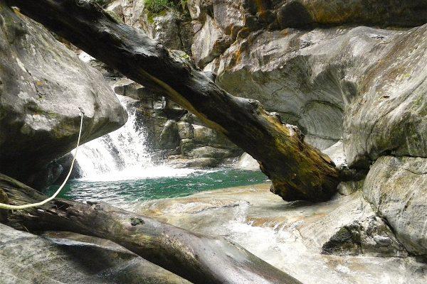 Canyoning Iragna