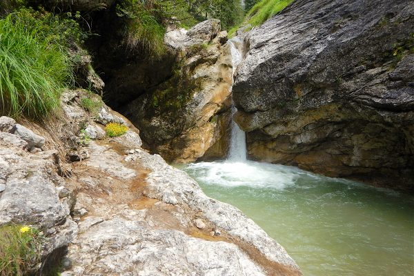 Canyoning Gaisbach