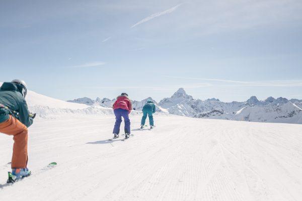 Skikurse und Skitechniktraining mit NTC